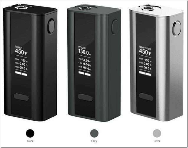 HTB1.PyWLXXXXXaRXFXXq6xXFXXXB thumb255B3255D 2 - 期待の新製品:Joyetech Cuboid 150W/200W TC Modリリース、34.99ドルから