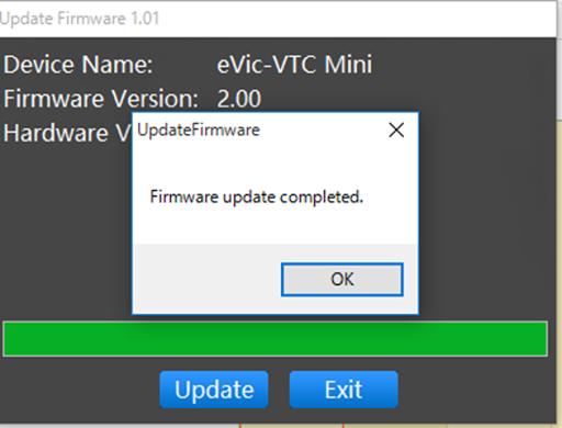 VTC Mini Firmware2