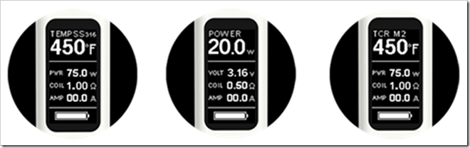 eVic VTC 01 thumb255B2255D 2 - eVIC VTC Miniのファームウェアが僕に内緒で2.0から3.0になっていた