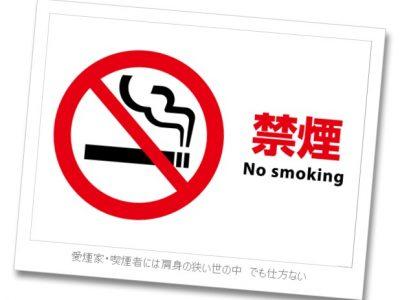 pictogram15no smoking255B55843255D 2 400x300 - コラム:禁煙・節煙・そして第3の「電煙」への道