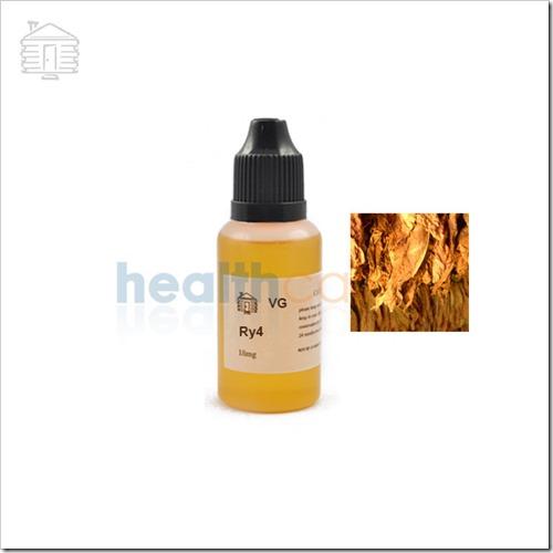 50ml HC RY4 E Juice vg255B5255D 2 - 【リキッド】HEALTH CABINの最高に美味しいキャラメルタバコ味リキッド「RY4」に50mlボトルサイズが追加