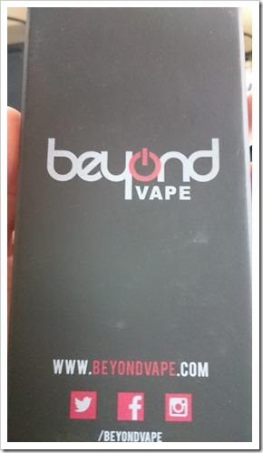 DSC 0840 thumb255B2255D 2 - 初めてのメカニカルMod「Beyond Vape Neptune Hybrid」をいきなり使ってみるレビュー