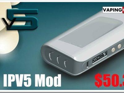 IPV5 Mod1 thumb255B4255D 2 400x300 - 期待の新製品:Pioneer4u IPV5 200W BOX MOD