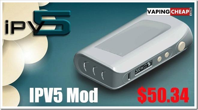 IPV5 Mod1 thumb255B4255D 2 - 期待の新製品:Pioneer4u IPV5 200W BOX MOD