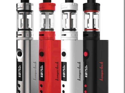 kanger topbox mini starter kit ec9255B11255D 2 400x300 - 【海外ショップ】Everzon、Efun.top、FastTechの1月臨時新製品情報