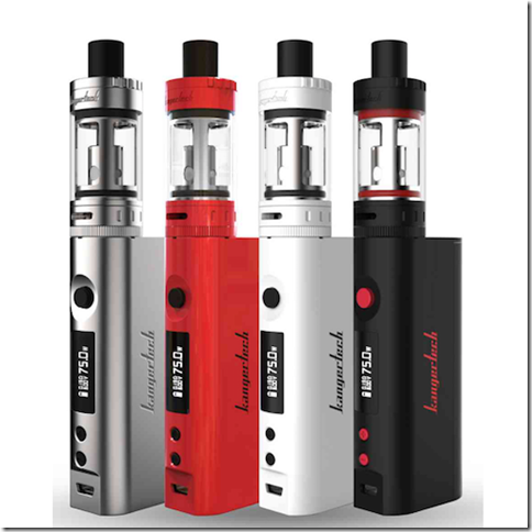 kanger topbox mini starter kit ec9255B11255D 2 - 【海外ショップ】Everzon、Efun.top、FastTechの1月臨時新製品情報