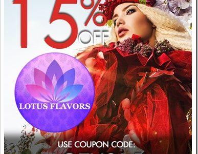lotus15255B5255D 2 387x300 - 【フレーバー】アメリカ産のLotusフレーバーが全商品15%オフ