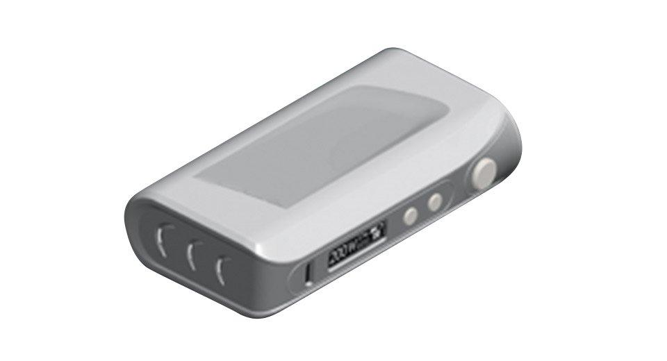 3974800 1 3 - 【MOD】「Pioneer4You iPV 5 200W TC VW MOD」YiHi SX340チップ搭載のハイエンド新製品