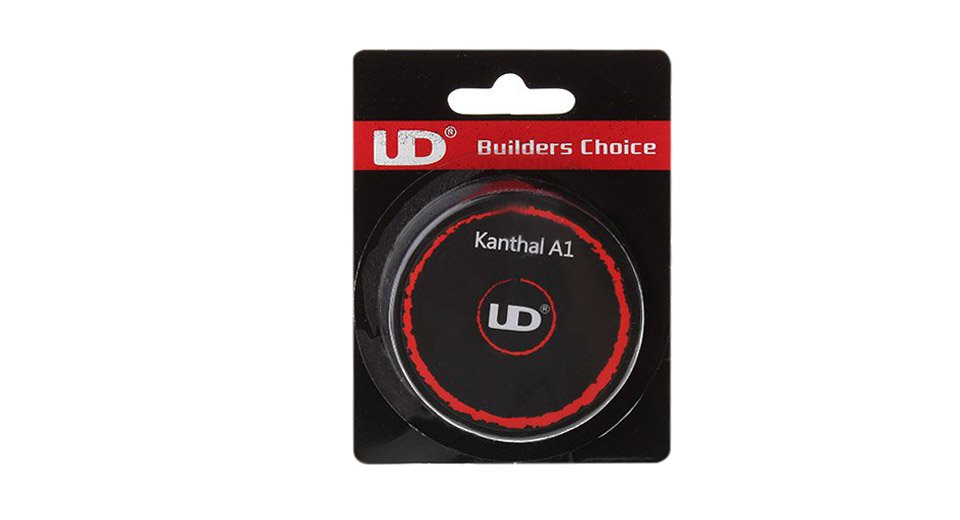 Authentic UD Quad Twisted Heating Wire for Rebuildable Atomizers