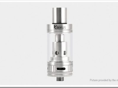 4316001 2255B6255D 2 400x300 - 【海外】新着商品「Horizon Krixus Re-Wickable Tank Clearomizer」「Authentic Vaporesso Gemini RTA」