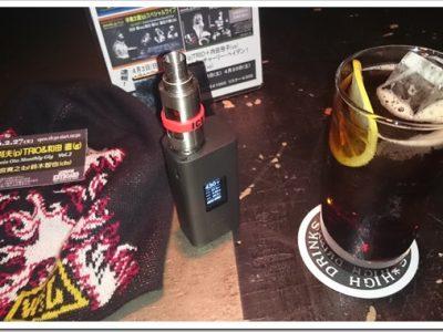 DSC 1373 thumb255B2255D 2 400x300 - 【VAPE】たまに行くならこんなジャズバーでVAPE電子タバコと音楽とお酒をたしなむ