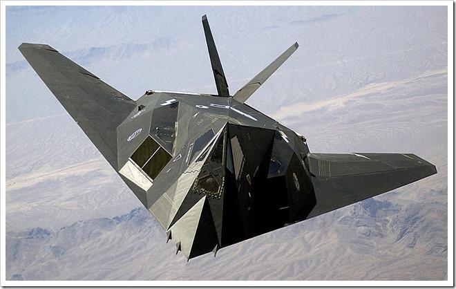 F 117 Nighthawk Front thumb255B2255D 2 - 【MOD】世界初のワイヤレス型Mod「STEALTH1 Vaping MOD」何を言っているかわからねーが無線でアトマイザーコイルを加熱【スペック追記】