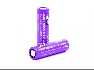 IMR 18650 thumb255B2255D 2 400x300 - 【注意喚起】あなたの電子タバコVAPEが発火!しないためにも注意するバッテリーの使い方を動画から学ぼう