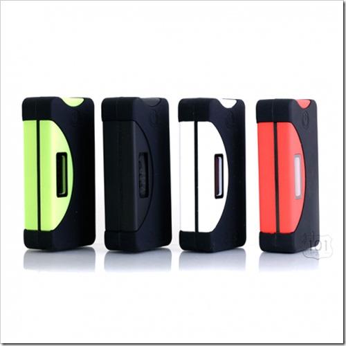 crebox c75 2400mah 75w tc box mod thumb255B2255D 2 - 【MOD】カラフルツートンカラーと最新の防水防塵バッテリー内蔵TC機Crebox C75