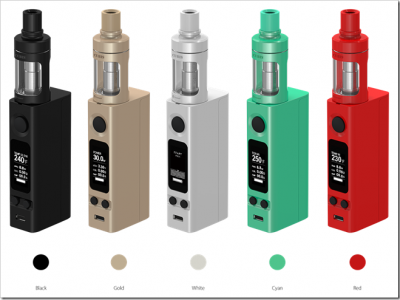 eVic VTC Mini with CUBIS 01255B5255D 2 400x300 - 【MOD】革新的なJoyetech eVic VTC Mini With Cubisスターターキットと最新ファームウェア3.01登場