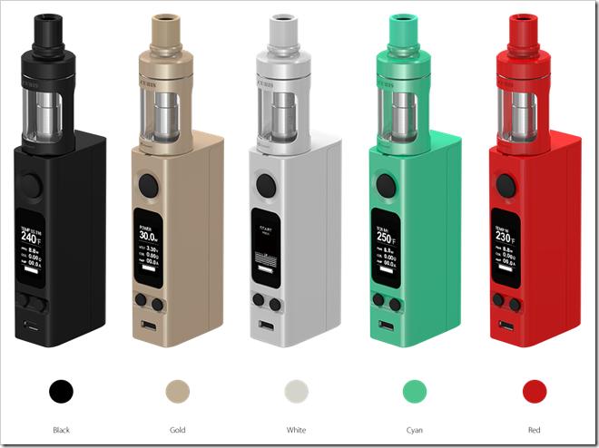 eVic VTC Mini with CUBIS 01255B5255D 2 - 【MOD】革新的なJoyetech eVic VTC Mini With Cubisスターターキットと最新ファームウェア3.01登場