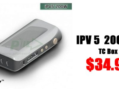 ef 2 400x300 - 【MOD】Pioneer4uのiPV5 200W BOX MODがEfunで80ドル⇒34.99ドルの驚異的な安さで販売中