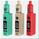 joyetech evic vtc mini tc 75w tron s kit cc4255B5255D 2 150x150 - 【海外】「Innokin Zlide Tube 16W 3000mAh」「Innokin MVP5 Ajax 120W 5200mAh」「Vapelustion Hannia 230W TC VW Variable Wattage Box Mod」
