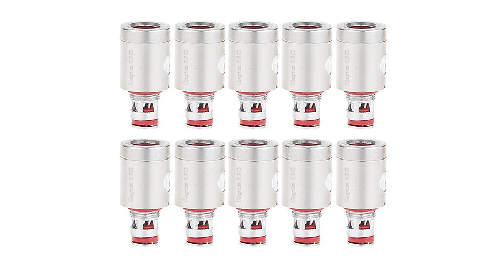 Replacement SSOCC Coil Head for Kanger (10-Pack)