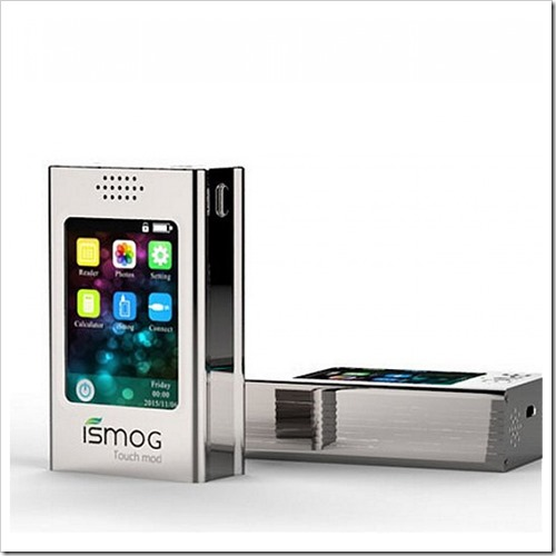 cabqqggwwaqxqrb255B6255D 2 - 【新製品】ISmogのタッチパネルMod「ISmog Touch BOX Mod 75W」、「UD Rosary RTAタンク」「Ehpro Billow V3 RTAタンク」