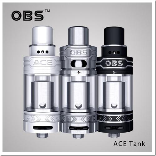 obs ace255B7255D 2 - 【RTA】サイドフィル方式のRTA、OBS ACEサブオームタンク- 4.5ML