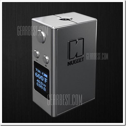 20160411192945 36016255B5255D 2 - 【MOD】Gearbestで超小型Nugget TCがクーポンで38ドル【MiniVoltやiStick Picoとどちらを選ぶ?】