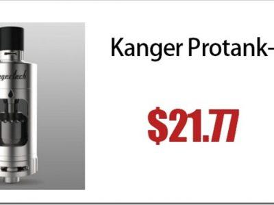 Catch9355255B7255D 2 400x300 - 【RTA】Kangertech Protank 4発売開始21.77ドル、2200mAhのJoyetech eGo One V2スターターキットなど【新発売】