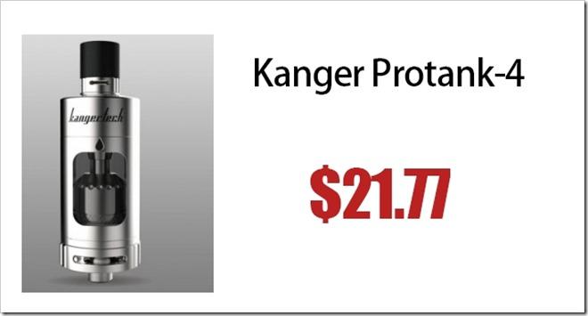 Catch9355255B7255D 2 - 【RTA】Kangertech Protank 4発売開始21.77ドル、2200mAhのJoyetech eGo One V2スターターキットなど【新発売】