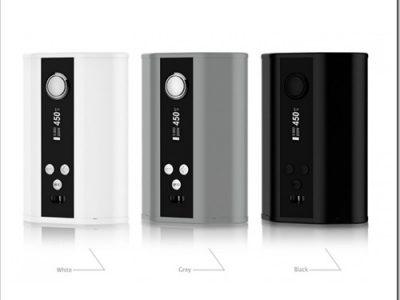 istick 200w tc255B5255D 2 400x300 - 【期待の新製品】小型で並列バッテリー3本のEleaf iStick 200W TC MOD!! 35.99ドル
