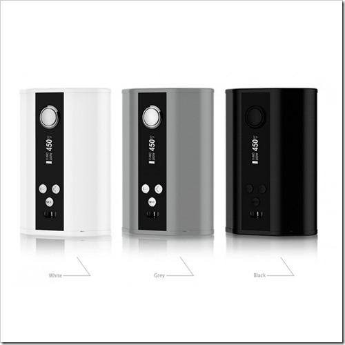 istick 200w tc255B5255D 2 - 【期待の新製品】小型で並列バッテリー3本のEleaf iStick 200W TC MOD!! 35.99ドル