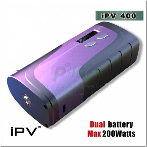 123 g 1463362981653255B6255D 2 - 【MOD】Pioneer4u iPV400 200W TC BOX MOD【200W対応のクールなコンパクトモデル】