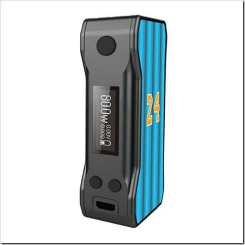 1459530406815940159 thumb255B2255D 2 - 【MOD】自動TC機能つきiSmoke 24 80W TC Box Modレビュー