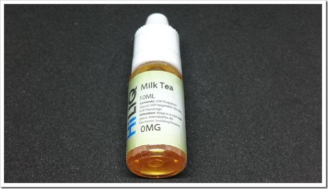 DSC 2003255B5255D 2 - 【リキッド】HILIQ日本未発売「Milk Tea(ミルクティー)」、「Yogurt(ヨーグルト)」レビュー!【午後の紅茶ストレート&ヤクルト】