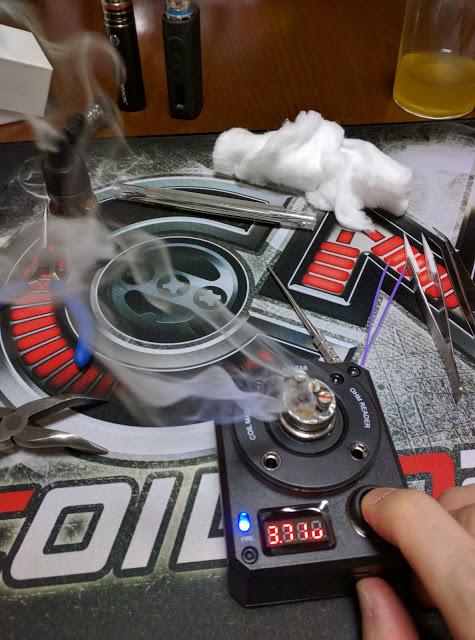 IMG 20160506 013427 2 - 【ビルド用品・ツール】 COIL Master 521 TAB オームメーターバースト機能装備レビュー 【COIL Master】
