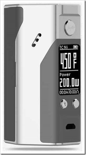 Reuleaux RX200S 02 thumb255B2255D 2 - 【期待の新製品】大型液晶搭載WISMEC RX200Sマイナーチェンジバージョン【出るの速いよ!マサルさん】