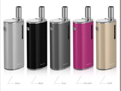 eleaf istick inano kit 02255B5255D 2 400x300 - 【小型MOD】バッテリー内蔵ナノサイズ!Eleaf IStick INano Kit - 650mAh
