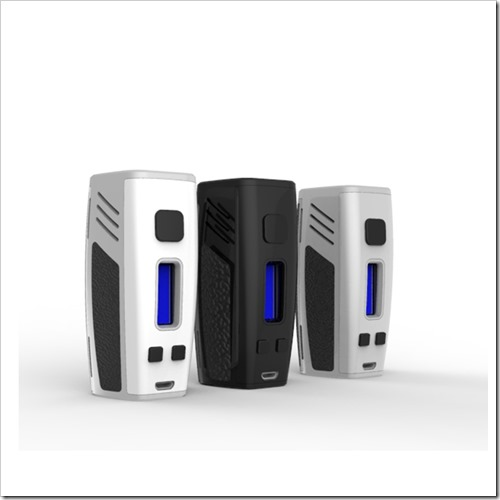 hugo 133w tc box mod 3 thumb255B2255D 2 - 【MOD】Hugo 133W TC Box Mod from Hugovapor【独自基盤採用】