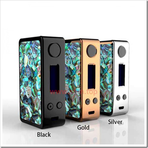 hugo honey hive tc box mod 2 1255B6255D 2 - 【MOD】独特のカラーリングHugovapor Honey Hive 80W Temperature Control TC Box Mod