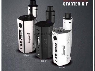 kanger dripbox 160w255B6255D 2 400x300 - 【BF対応MOD】KangerからTCと160W対応ハイエンドBFMOD「Kanger Dripbox 160W TC Start Kit」【メタボ基準変わる】
