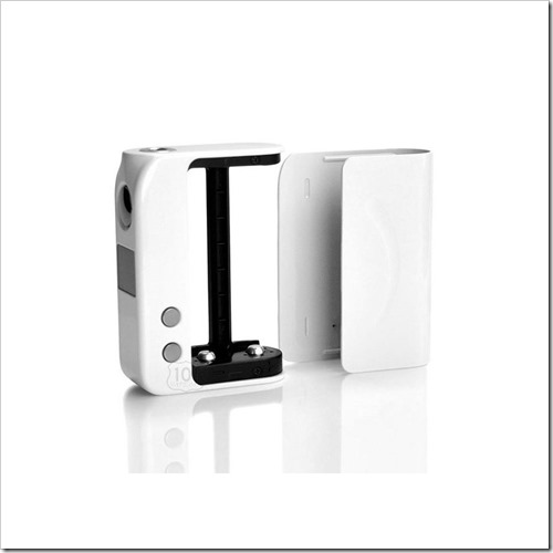 pre order authentic asmodus minikin tc vw variable wattage box mod white zinc alloy 5120w 2 x 18650 thumb255B2255D 2 - 【MOD】デュアルバッテリーのポケットサイズ!ASMODUS MINIKIN TC VW VARIABLE WATTAGE BOX MOD