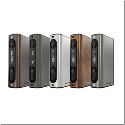 101 1 1255B6255D 2 - 【MOD】大容量バッテリーと高級感!「Eleaf IPower 5000mAh Box Mod」