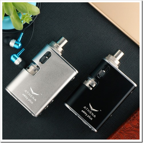 3 3 1255B5255D 2 - 【MOD】オールインワン!ATHENA ENVy Plus 75W Box Mod All In Oneキット【Line Payカードがローソンでチャージ可能に】