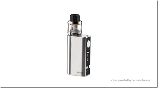 5142202 6255B5255D 2 - 【海外】小型「Simeiyue SMY MR.Q 40W TC VW APV Box Mod Kit」「VGOD TRICK TANK」【ipad/Xperiaタブレットトーク】
