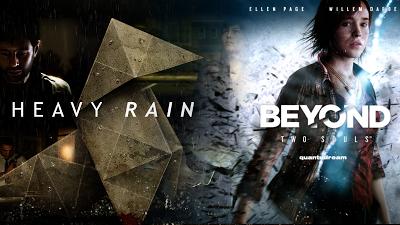 Heavy Rain et Beyond Two souls 2 - 【VAPE TIMEに絶景を】 VAPE TIMEに4K世界の動画でリラックスVAPE+ゲームニュースCOD:IW 悲惨ニュースなど【4K動画・COD(コール オブ デューティ)ゲームニュース】