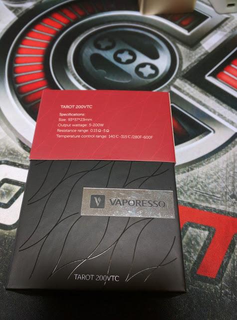 IMG 20160614 145236 2 - 【Vaporesso Tarot 200W VTC MOD】 vaporesso tarot 200w VTC デュアルバッテリー200W MOD レビュー【200Wのパワーに合うアトマイザーは?】