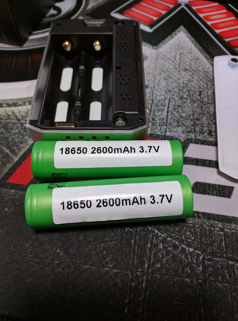 IMG 20160614 145818 2 - 【Vaporesso Tarot 200W VTC MOD】 vaporesso tarot 200w VTC デュアルバッテリー200W MOD レビュー【200Wのパワーに合うアトマイザーは?】
