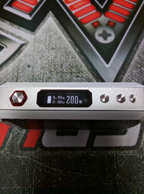 IMG 20160614 150106 2 - 【Vaporesso Tarot 200W VTC MOD】 vaporesso tarot 200w VTC デュアルバッテリー200W MOD レビュー【200Wのパワーに合うアトマイザーは?】