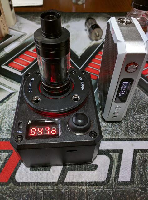 IMG 20160614 152117 2 - 【Vaporesso Tarot 200W VTC MOD】 vaporesso tarot 200w VTC デュアルバッテリー200W MOD レビュー【200Wのパワーに合うアトマイザーは?】