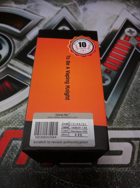 IMG 20160626 131523 2 - 【SMOK 新作キット】SMOK knight kit KOOPOR MINI 2+HELMET TANK レビュー 【最新系温度管理・コンパクトボディ】