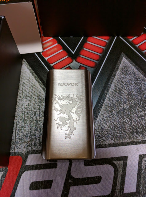 IMG 20160626 131634 2 - 【SMOK 新作キット】SMOK knight kit KOOPOR MINI 2+HELMET TANK レビュー 【最新系温度管理・コンパクトボディ】